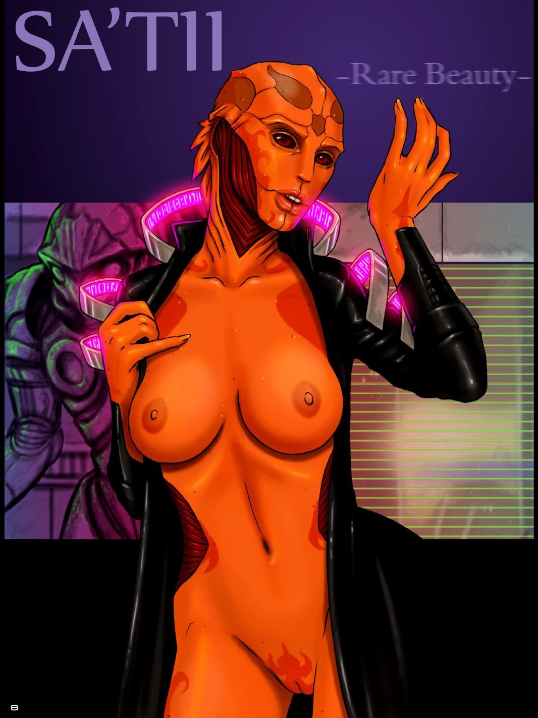 FORNAX_The_galaxys_finest_xenophilia_(Mass_Effect) comix_57906.jpg