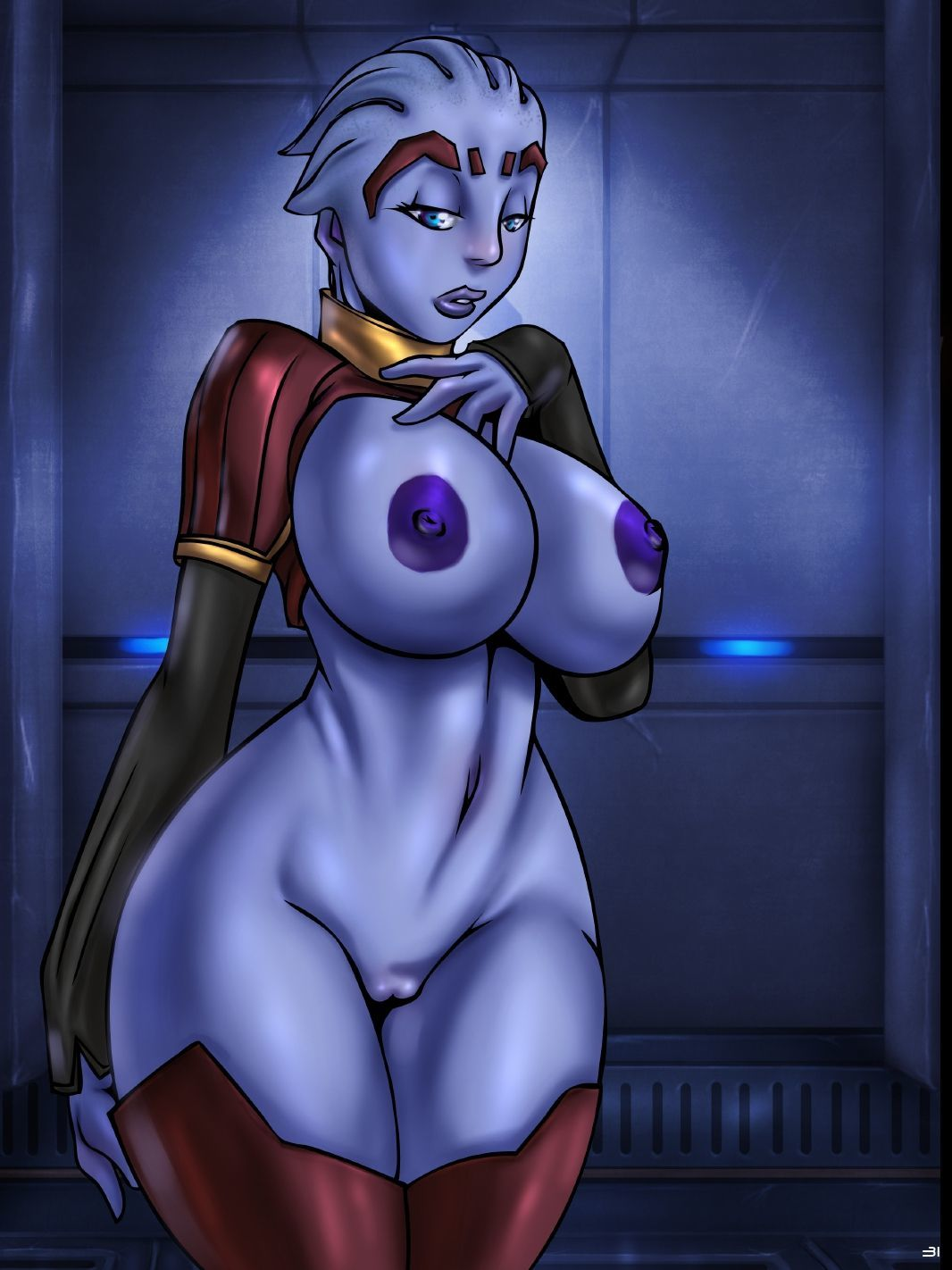 FORNAX_The_galaxys_finest_xenophilia_(Mass_Effect) comix_58004.jpg