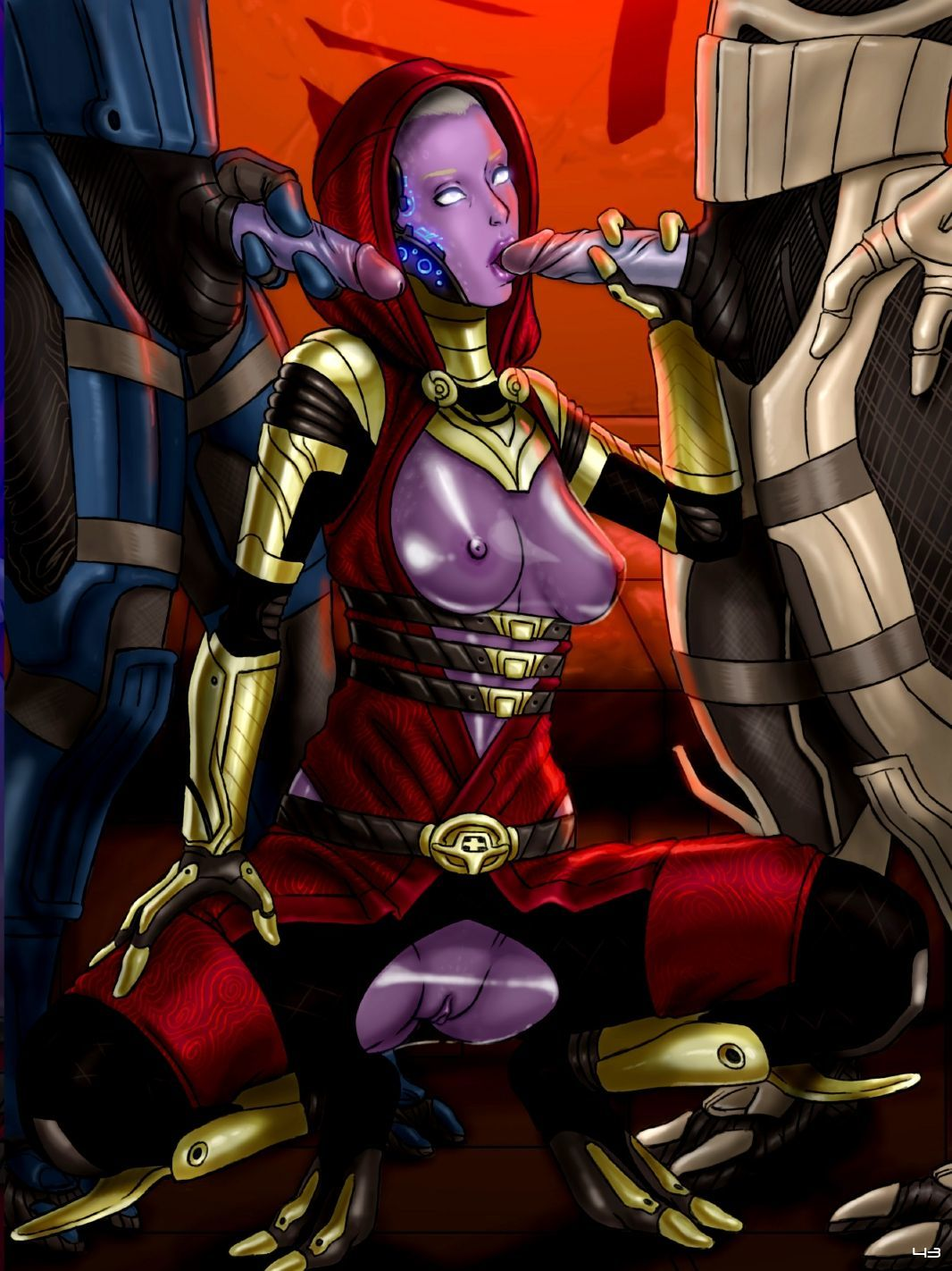 FORNAX_The_galaxys_finest_xenophilia_(Mass_Effect) comix_58059.jpg