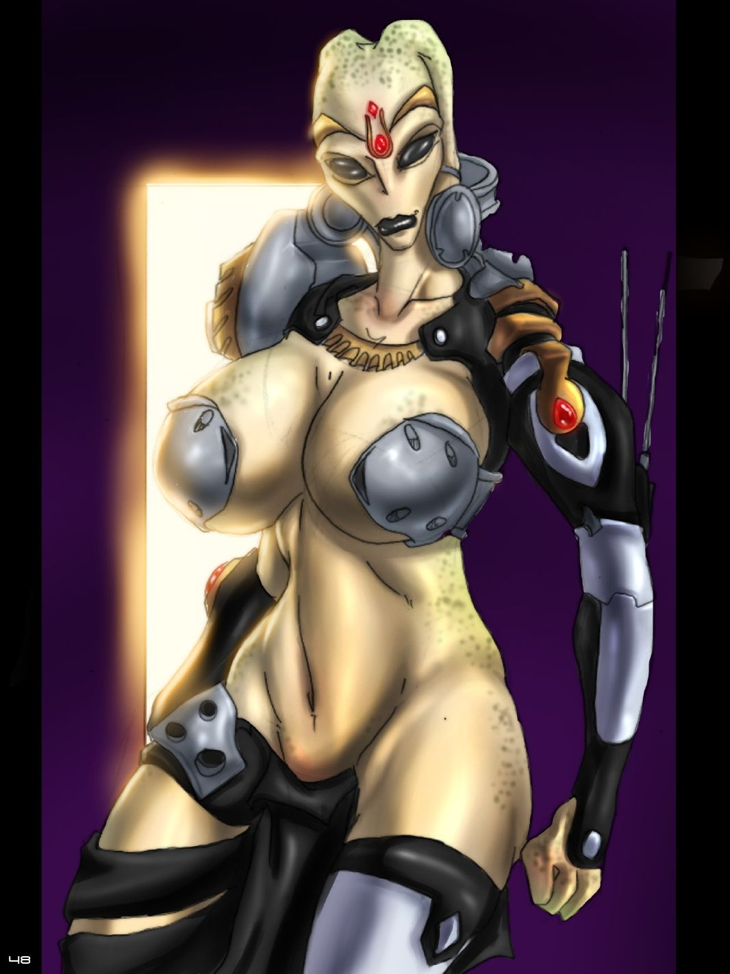 FORNAX_The_galaxys_finest_xenophilia_(Mass_Effect) comix_58083.jpg