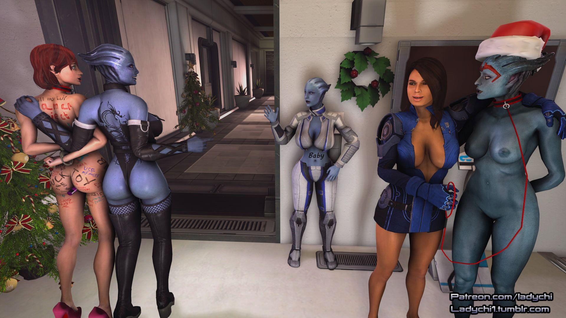 Liara_X-Mass_Gifts!_Ladychi_(Mass_Effect) comix_57829.jpg