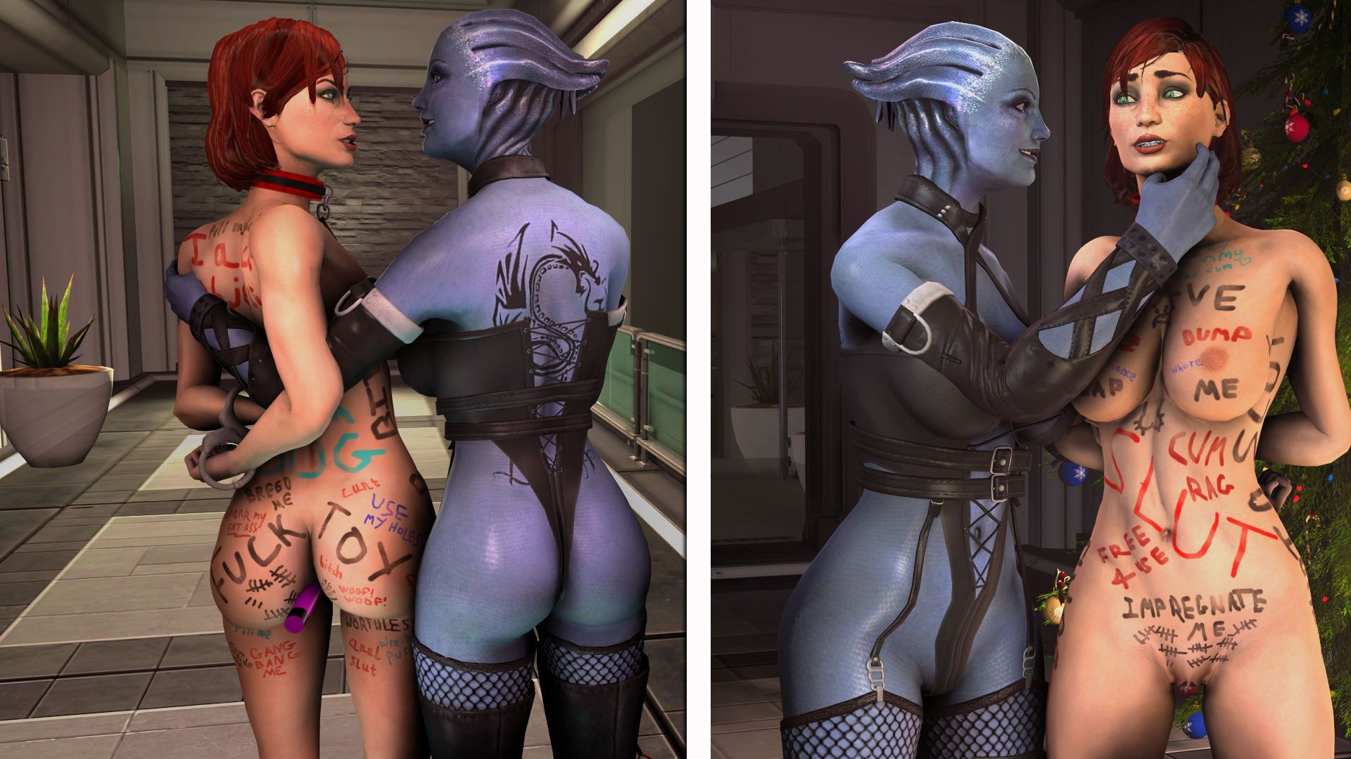 Liara_X-Mass_Gifts!_Ladychi_(Mass_Effect) comix_57839.jpg